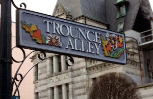 trounce alley