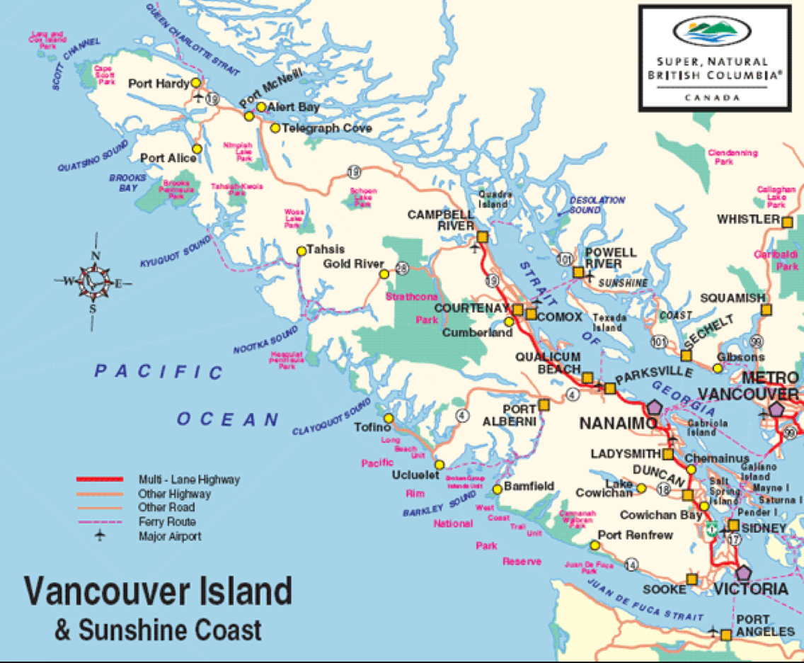 Book Ferry Vancouver To Vancouver Island