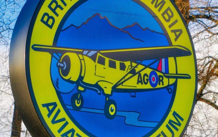 British Columbia Aviation Museum, Victoria, BC