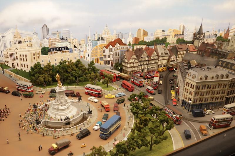 Miniature World In Victoria Visitor In Victoria