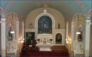 chapel at St. Ann's