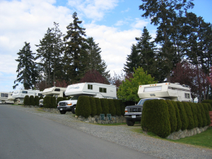 Rv Sites at Fort Victoria