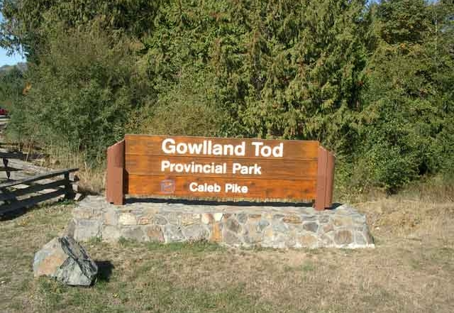 gowland tod provincial park