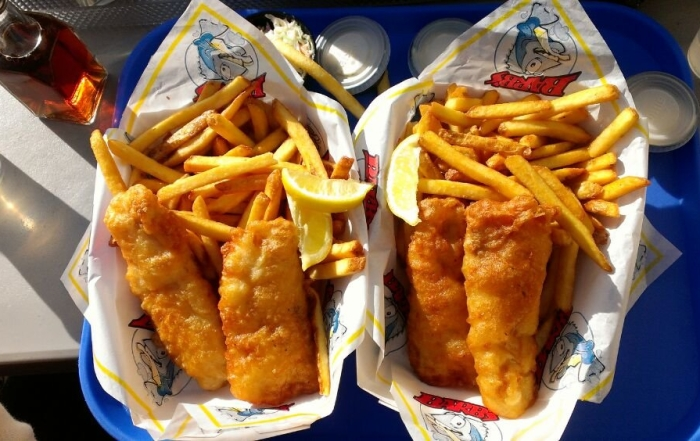 Barb's fish & chips