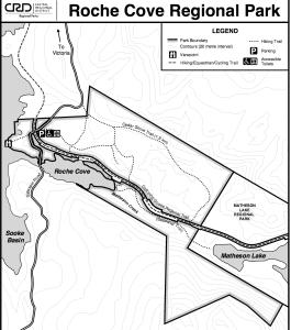 Roche Cove Map