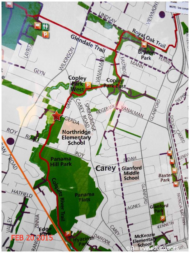 colquitz trail map