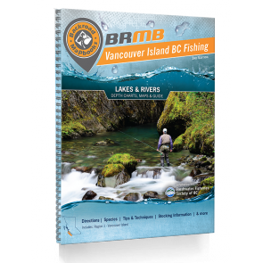 Vancouver Island Fishing Map Book
