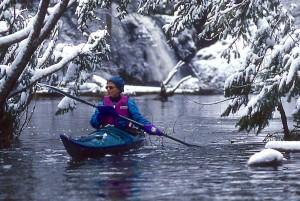 Kayaking Witty's Lagoon