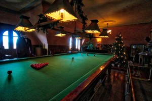 Craigdarroch Castle Billiards Room