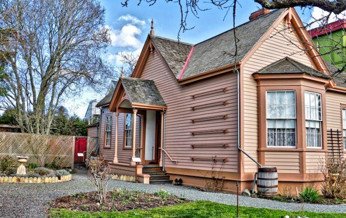 Ross Bay Villa in Victoria, BC Visitor in Victoria