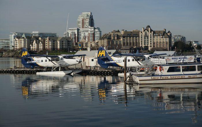 Seaplanes in Victoria, BC, Visitor in Victoria