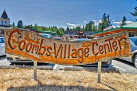Coombs Country Market, Coombs, BC Visitor in Victoria