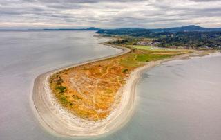 Cordova Spit Vancouver Island BC