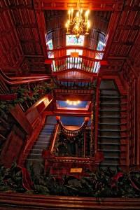 Craigdarroch Stairs