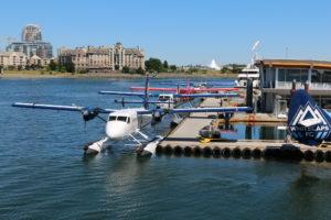 Harbour Air Terminal Victoria, BC