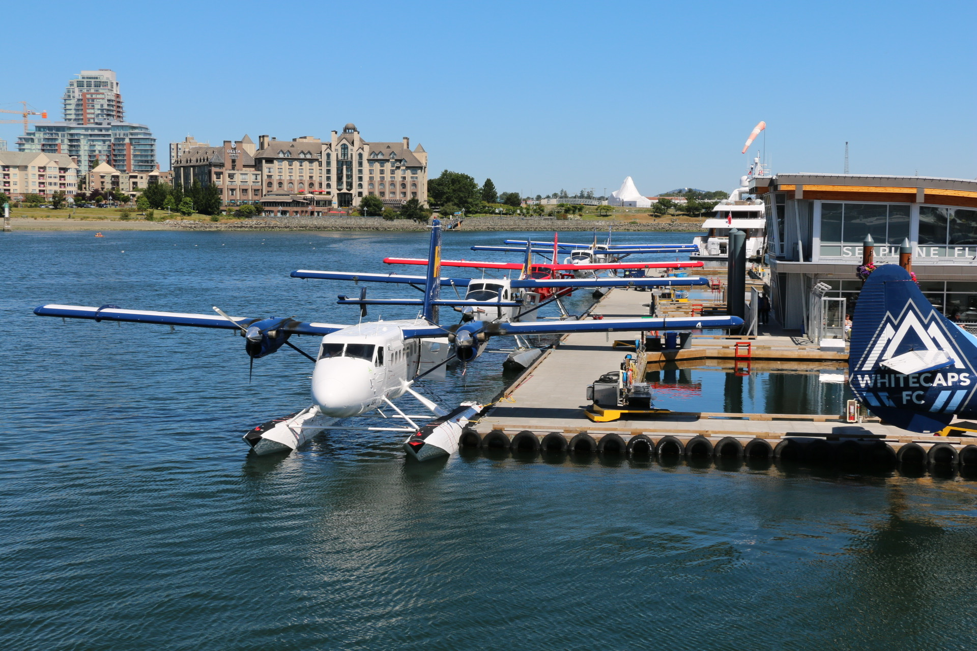 Harbour Air Terminal Victoria, BC