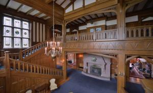 main hall in hatley