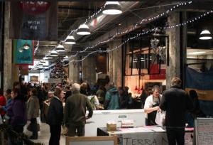 public market in Victoria