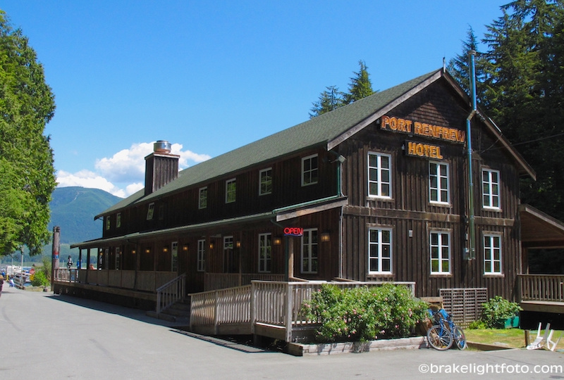 Port Renfrew Hotel and Brew Pub