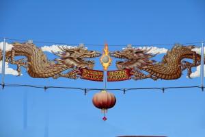 Chinatown, Victoria, BC Visitor in Victoria