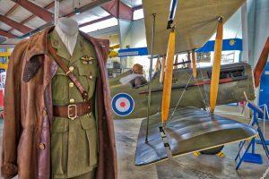 S.E. 5A British Columbia Aviation Museum