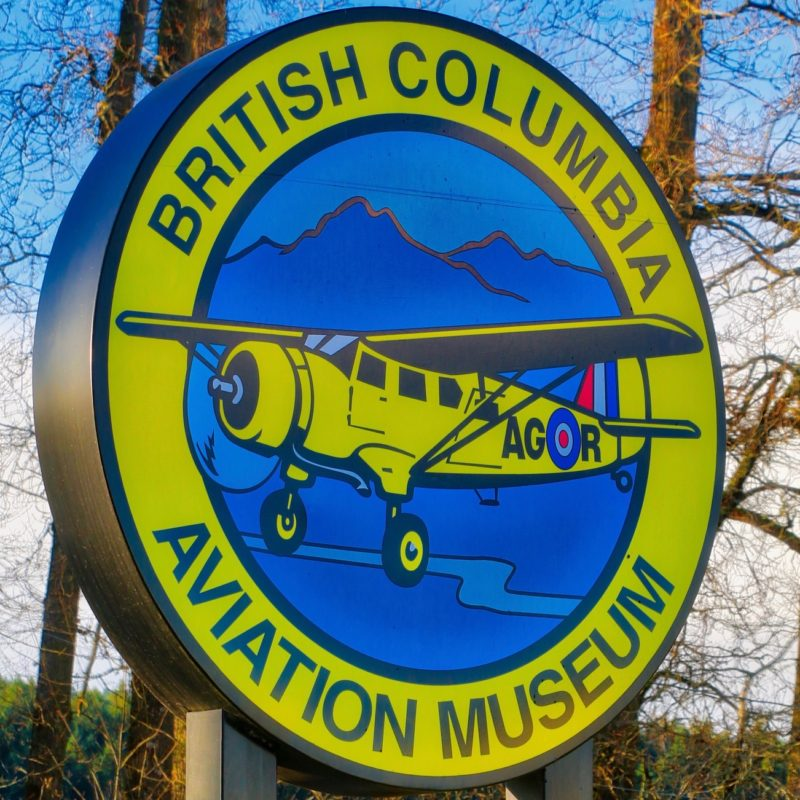 British Columbia Aviation Museum, Victoria, BC