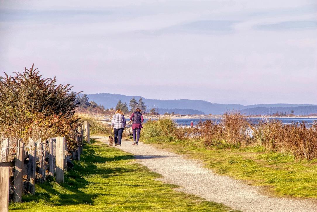 Island View Beach Trail