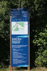 Jordan River Campground
