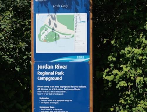 JORDAN RIVER REGIONAL PARK