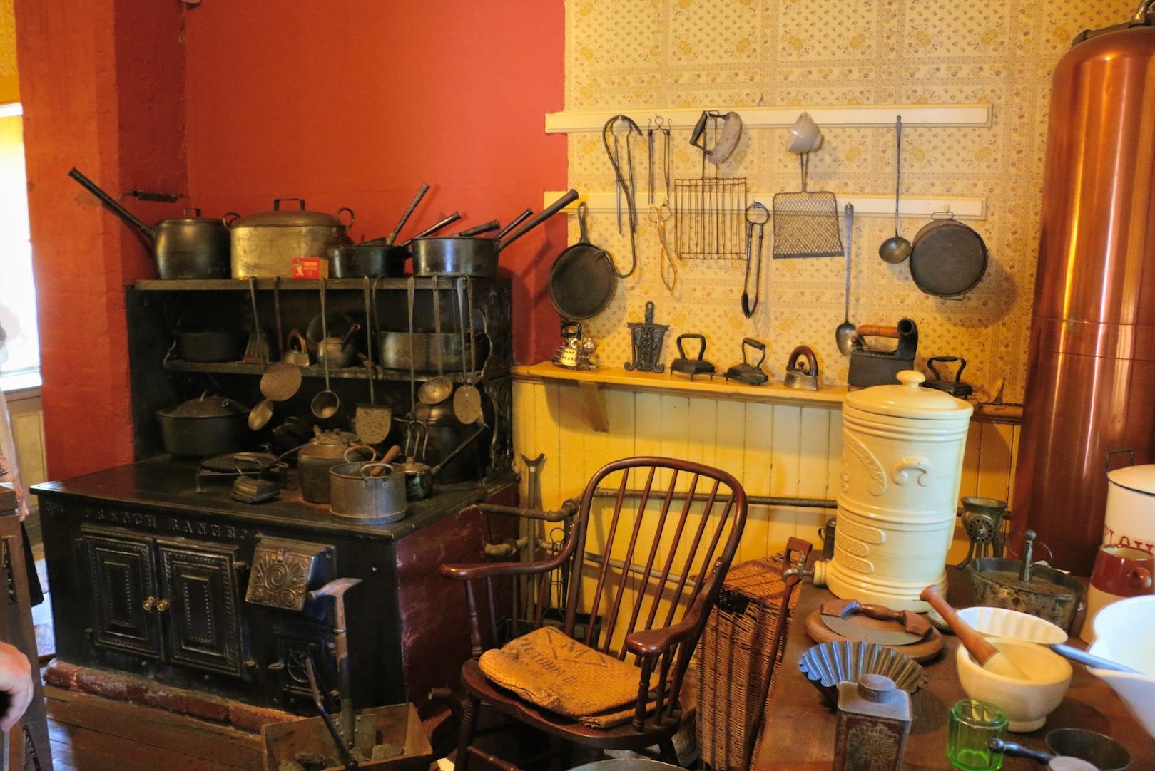 Point Ellice Kitchen