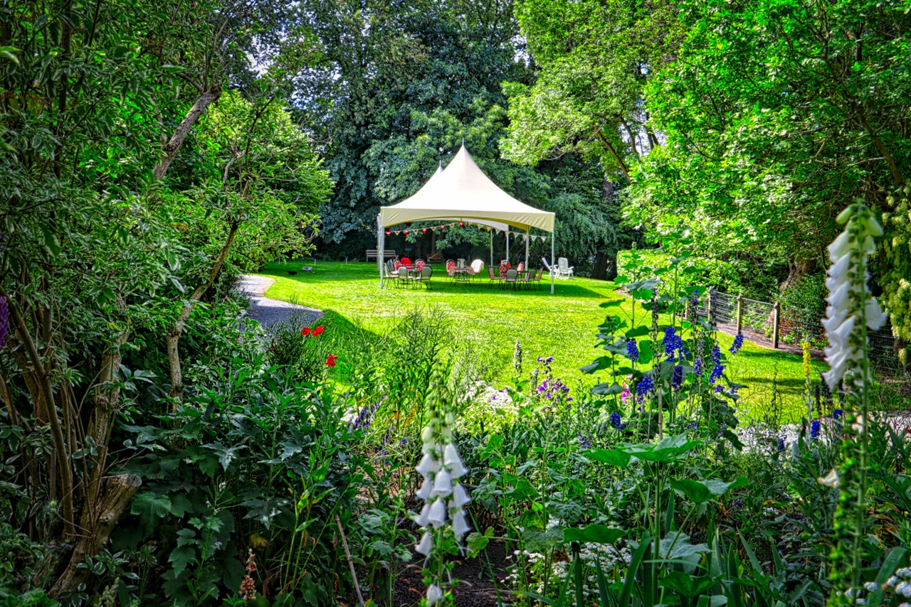 Point Ellice Tea Garden