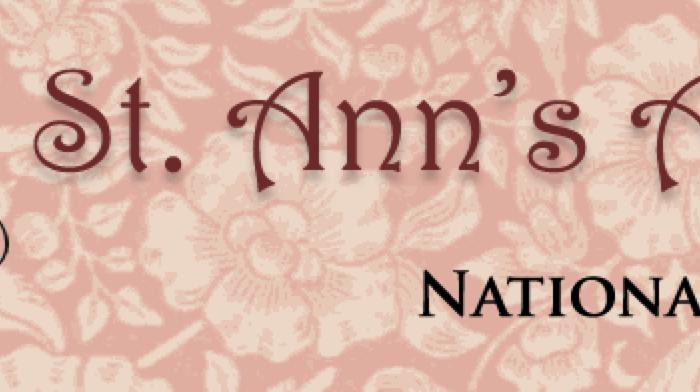 St. Ann's Academy Logo