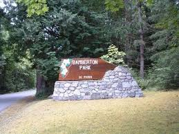 bamberton sign