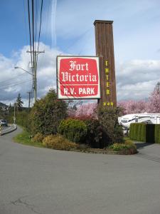 Fort Victoria Entrance