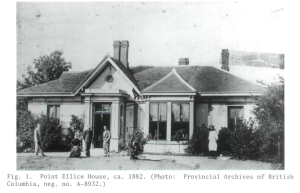 Point Ellice House