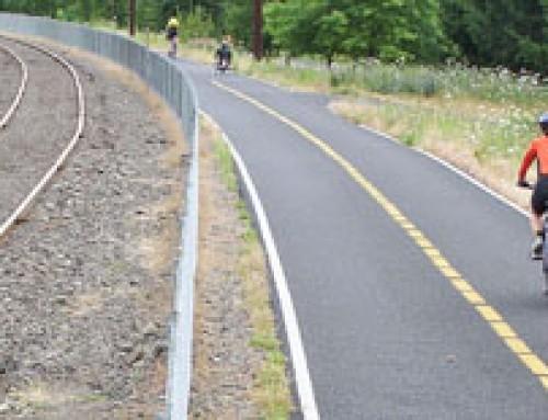 E&N RAIL TRAIL IN VICTORIA, BC