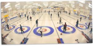 curling at JDF Rec Centre