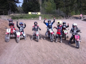 learn to ride motocross