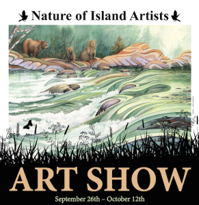 Nature of Island Art Show