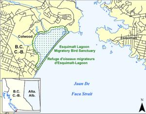 Esquimalt bird sanctuary