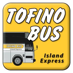 Tofino Bus Logo, Victoria, BC, YYJ, Vancouver Island