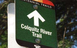 Colquitz River Trail