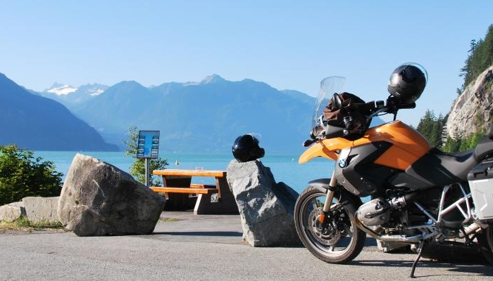 Motorcycle Rentals Victoria