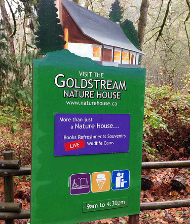 goldstream nature house