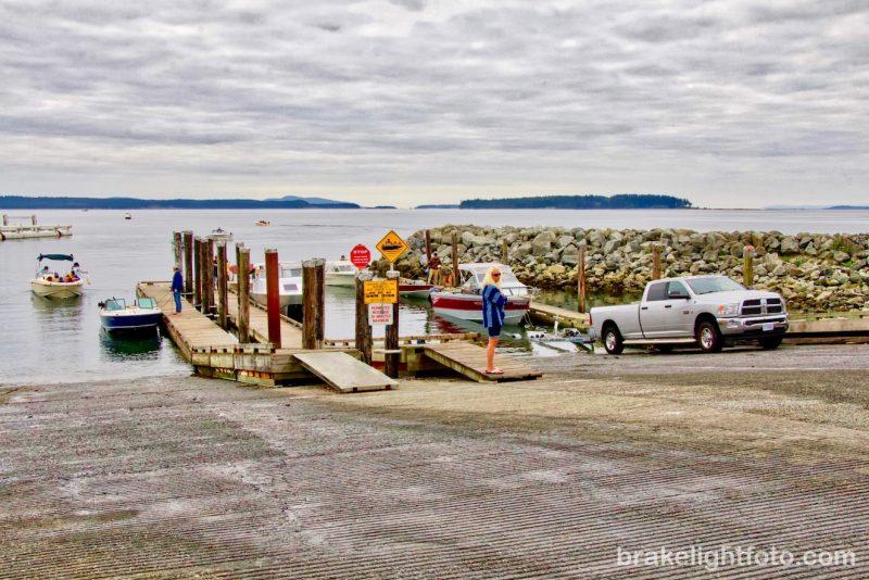 Tulista Boat Launch, Sidney, BC