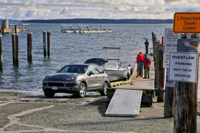 Vancouver Island Boat Launches