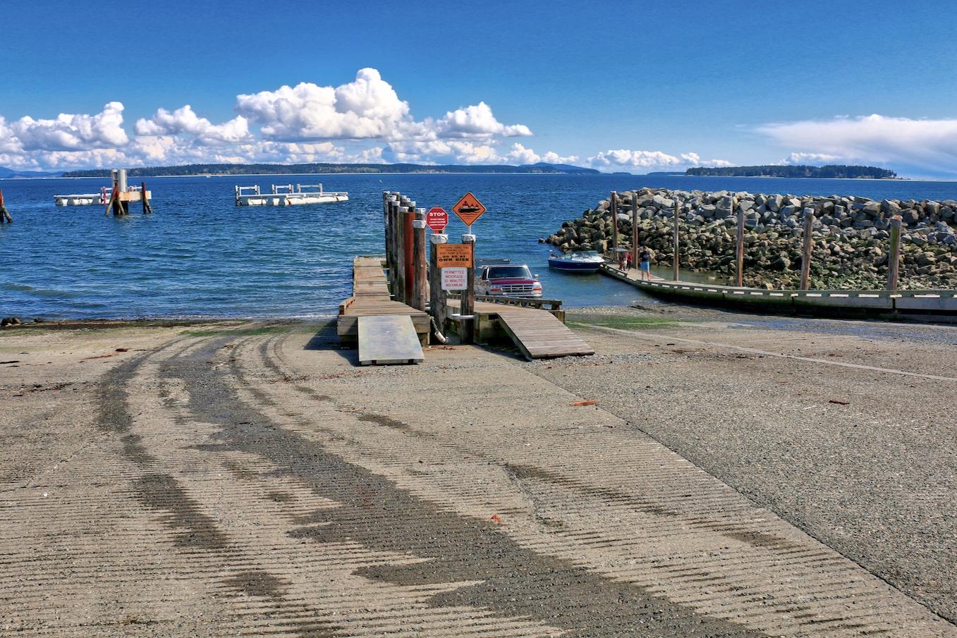 Tulista Boat Ramp