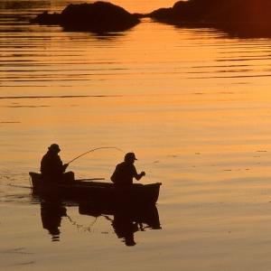 Fishing Victoria BC