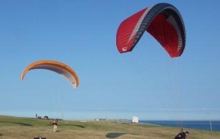 Paragliding Victoria