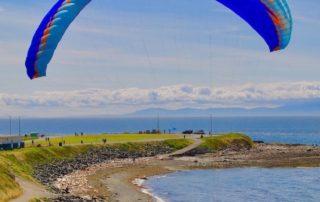 Paragliding Victoria, BC